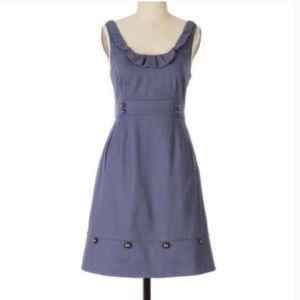 Moulinette Soeurs for Anthropologie Lavender Dress